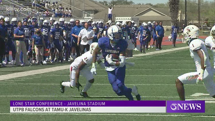 Javelinas fall to UTPB in lone spring home game - 3Sports