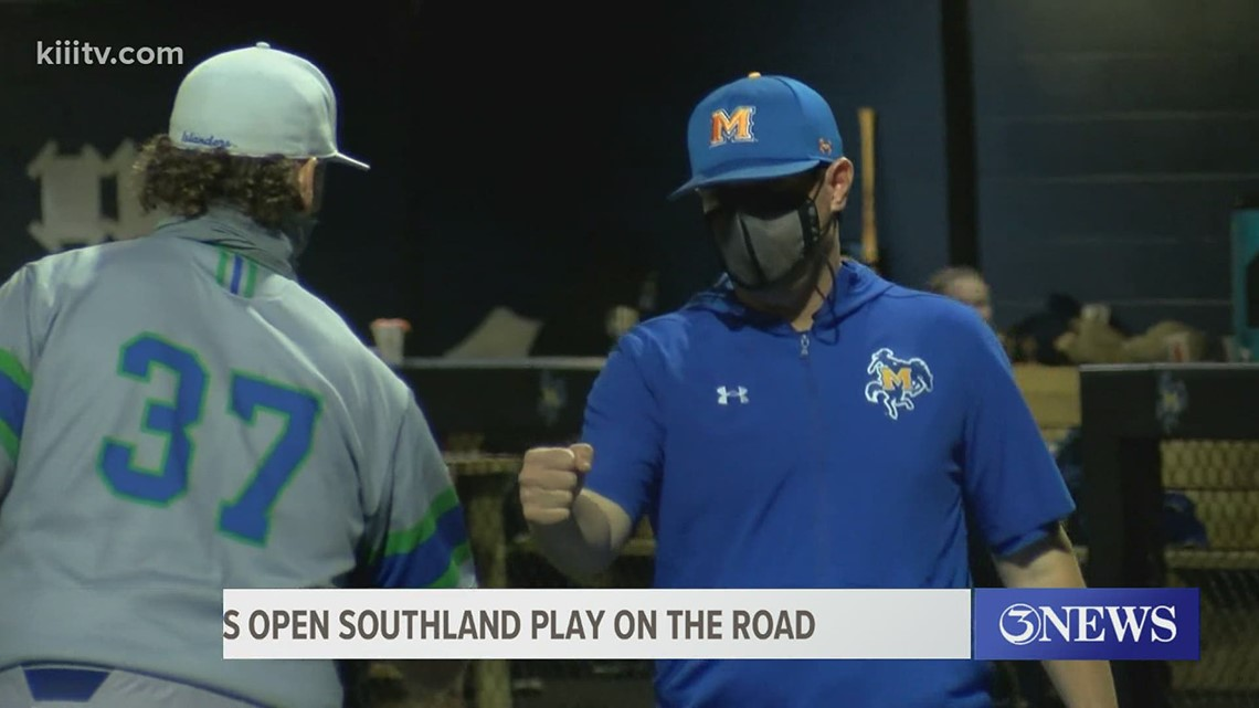 Islanders baseball falls to McNeese in Southland opener - 3Sports