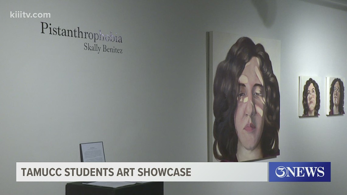 Art Center showcases work from TAMU-CC students