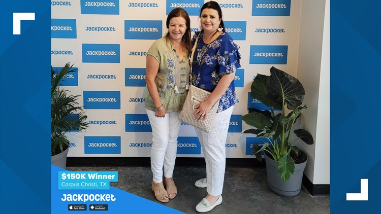 Corpus Christi resident hits it big with Jackpocket lottery app, plans to do charity work with winnings