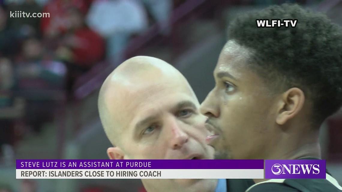 Islanders hiring Purdue assistant Steve Lutz as next men's basketball coach - 3Sports