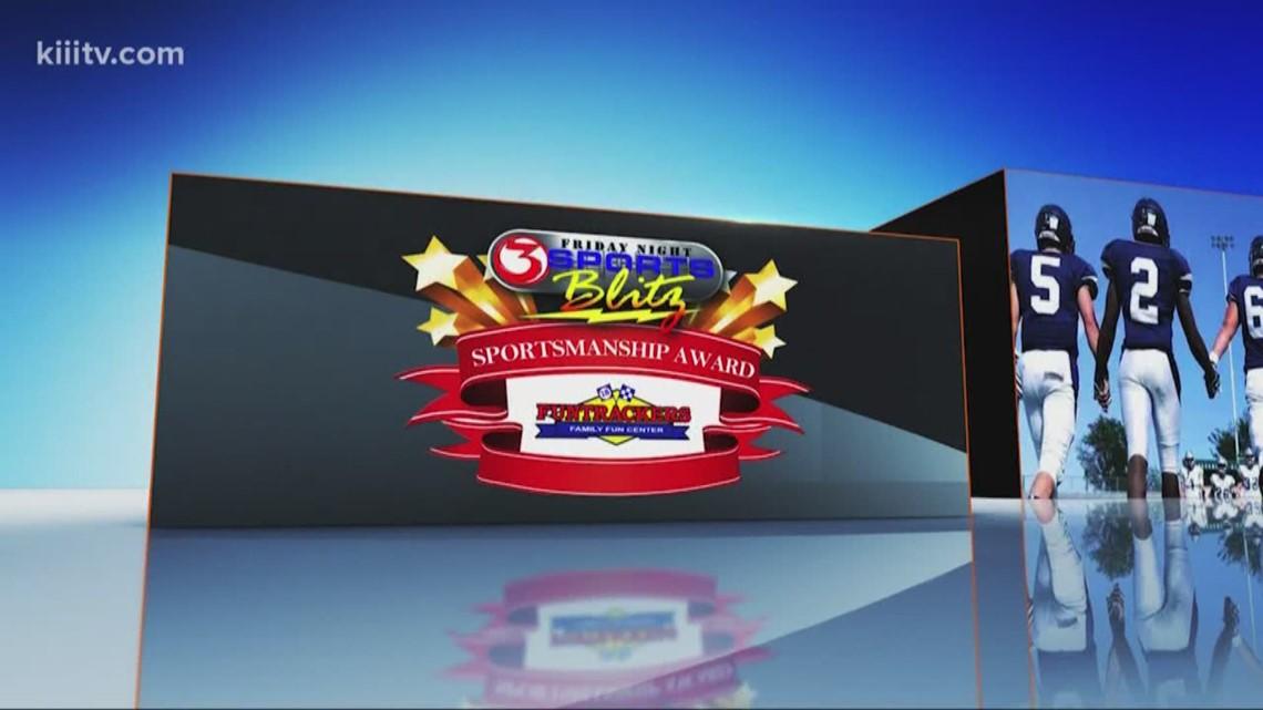Sportsmanship Award: Mathis