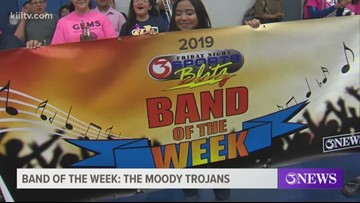 Blitz Band of the Week: Moody Trojans