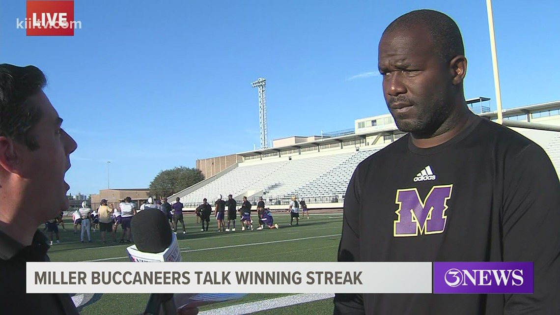 Live with Miller's Coach Evans before La Vega game - 3Sports