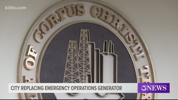 City approves funds to replace Emergency Operations Center generator