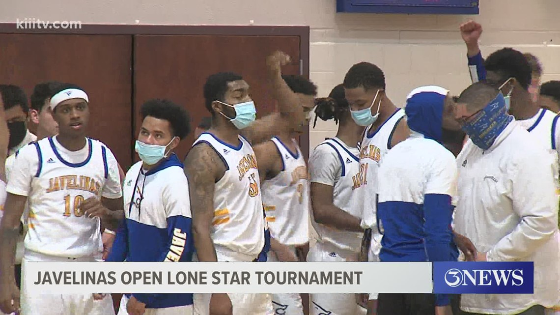Javelinas on to Lone Star semis with home win over Angelo St. - 3Sports