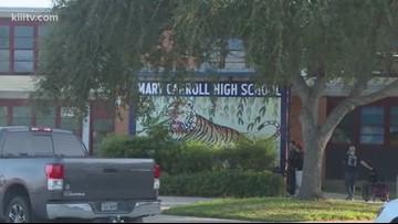 Security patrols increased following threat at Carroll High School