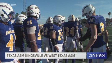 Texas A&M-Kingsville drops it's final game at home in 2019 - 3Sports