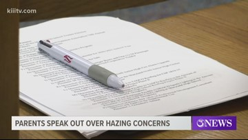 Hazing incident surrounding Sharyland School District under investigation by Corpus Christi police
