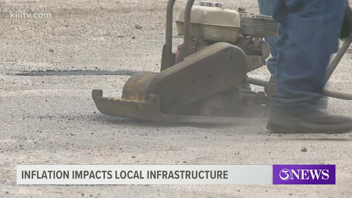 Inflation, supply issues could halt production of city projects in near future