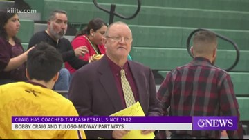 Tuloso-Midway and longtime coach Bobby Craig part ways - 3Sports