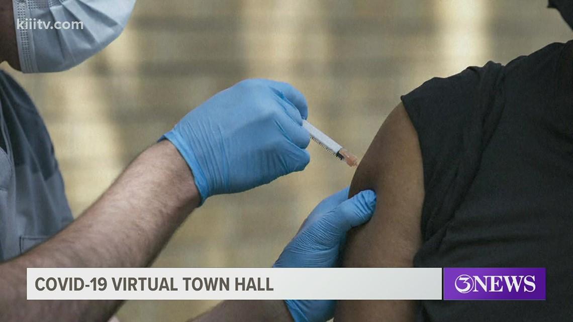 Corpus Christi-Nueces County Public Health District holding COVID-19 virtual town hall