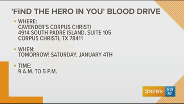 First Edition: Just 1 pint of donated blood can save 3 lives