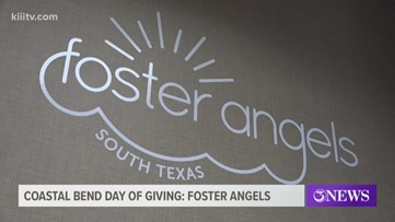 Coastal Bend Day of Giving: Foster Angels of South Texas
