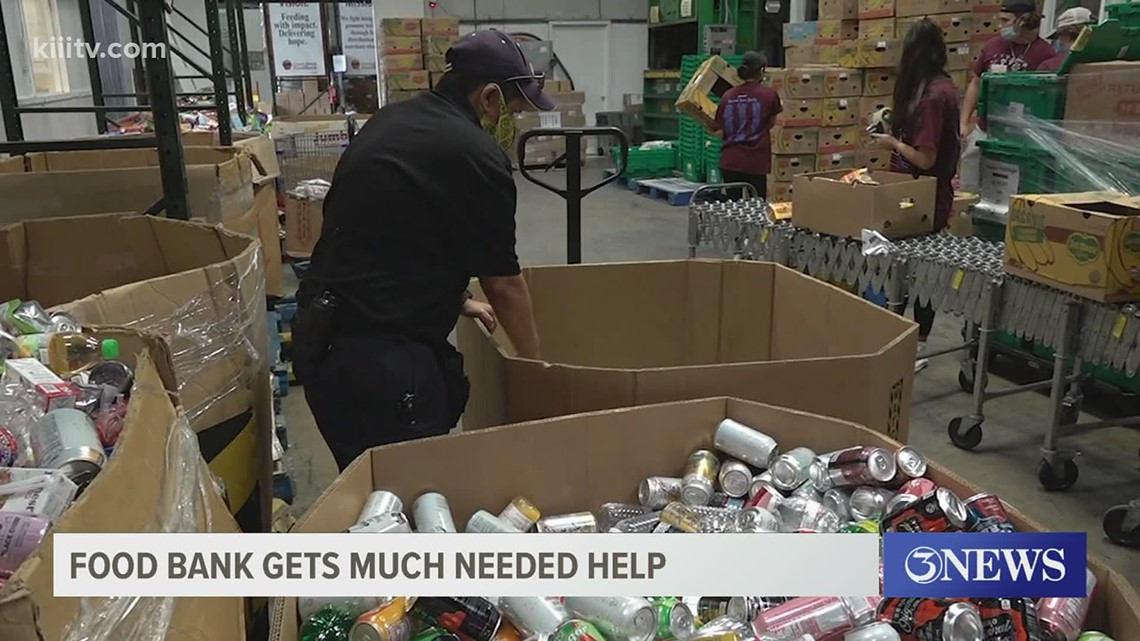 Coastal Bend Food Bank overcomes challenges, continues serving the community