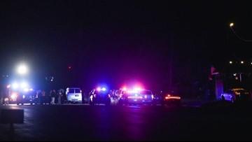 Female pedestrian struck, killed on unlit stretch of US 281