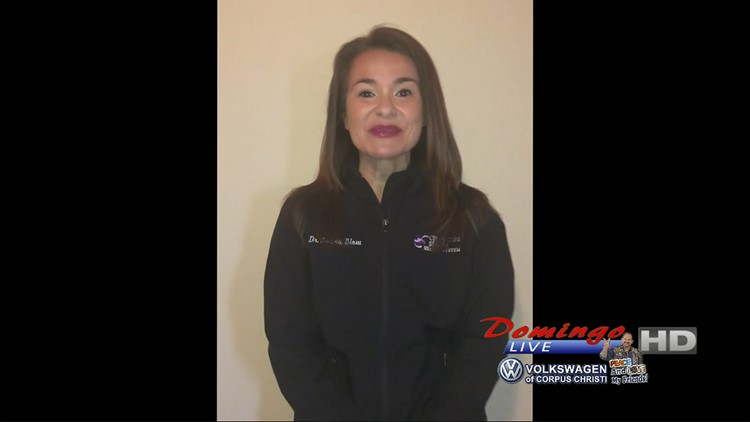 Domingo Live: Dr. Nelly Garcia- Blow