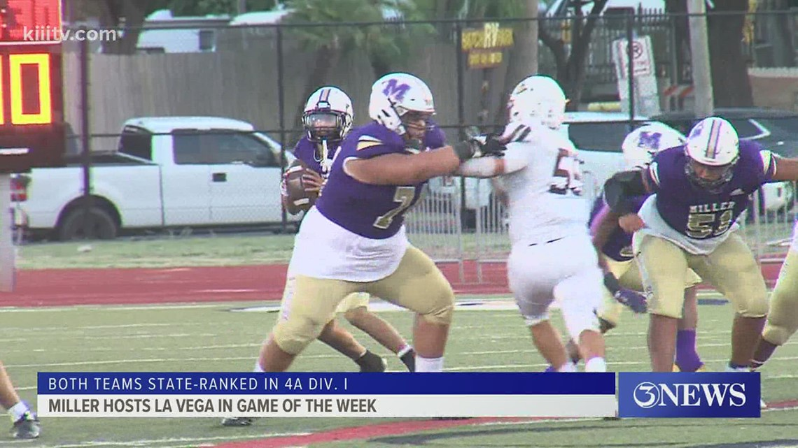 Miller prepares for big match-up with Waco La Vega in town - 3Sports