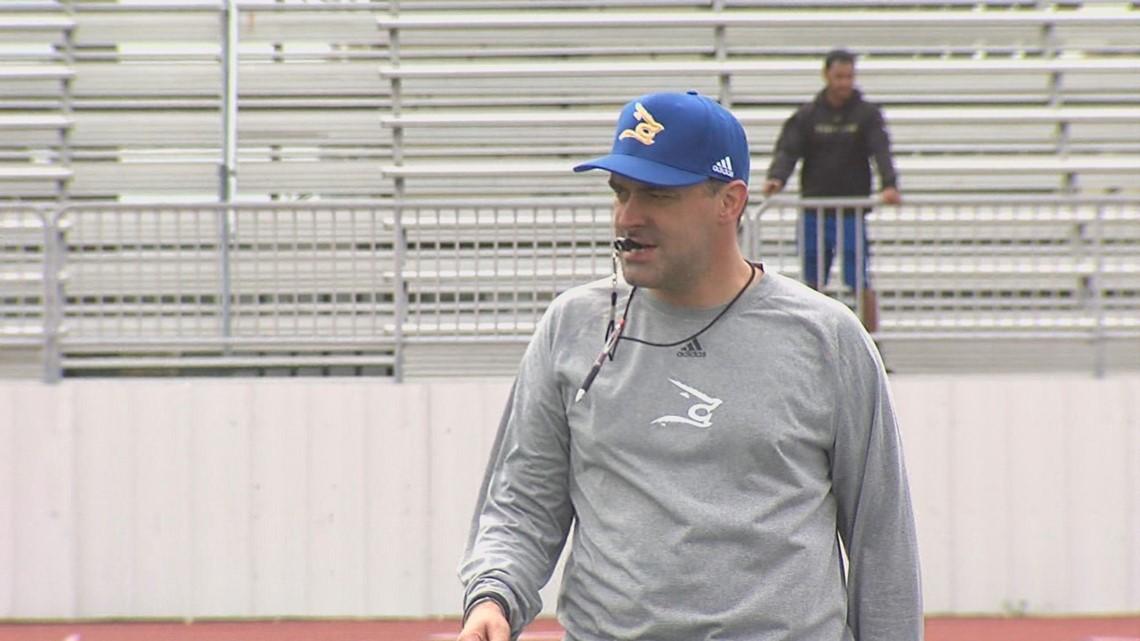 Texas A&M-Kingsville fires football coach Wilkinson