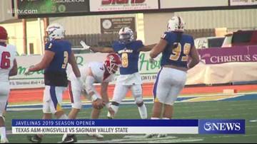 Javelinas drop 2019 opener to Saginaw Valley State - 3Sports