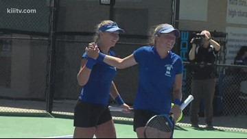 Texas A&M-CC Women's tennis falls to Sam Houston State in Southland Conference Tournament - 3Sports