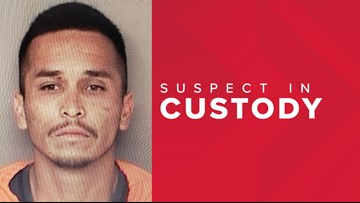 Man arrested during human smuggling attempt