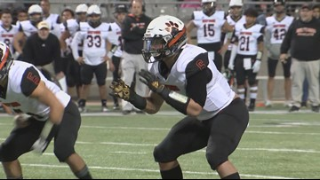 Refugio looking to add another gold ball to the collection