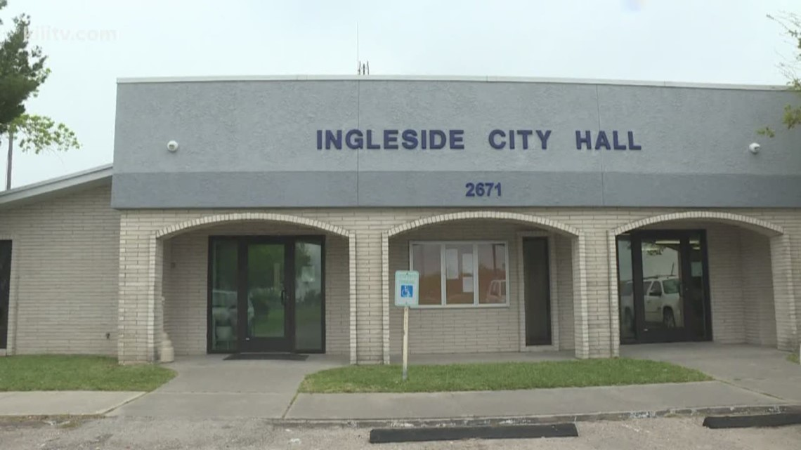 Ingleside city staff move back into City Hall nearly two years after Harvey