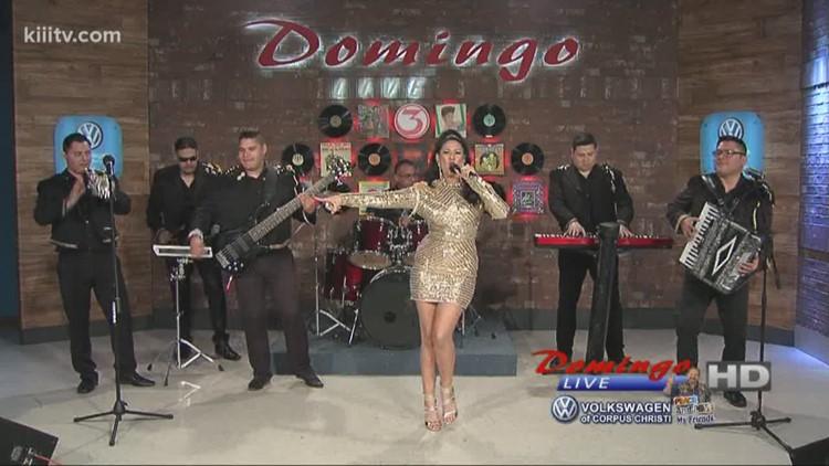Domingo Live: Magali Delarosa, Alcorta's Folklorico