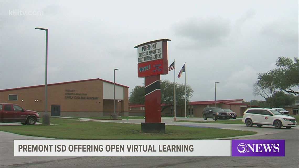 Premont ISD offering remote learning for some out of district students 12 and under