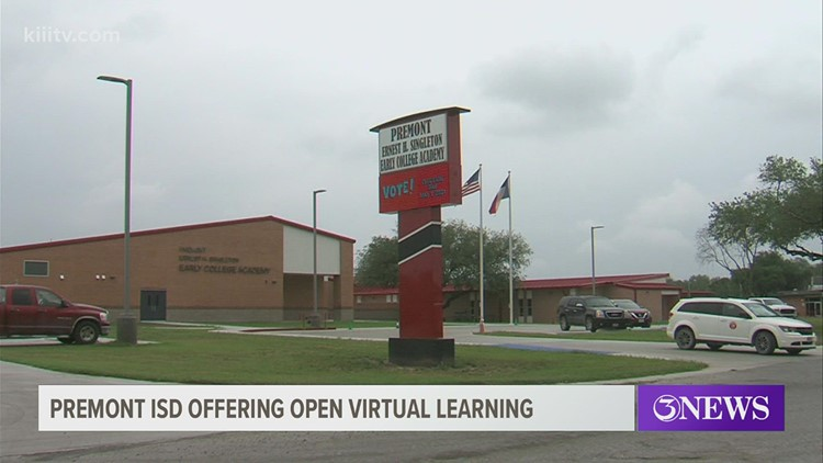 Premont ISD offering remote learning for some out of district students
