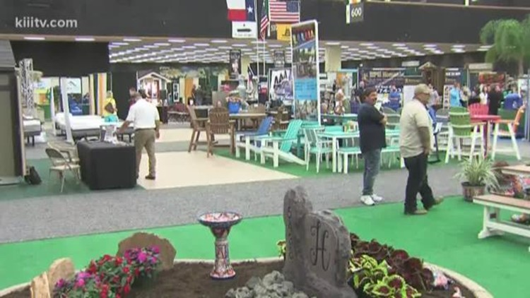 Bi Annual Home And Garden Show Kicks Off At American Bank Center