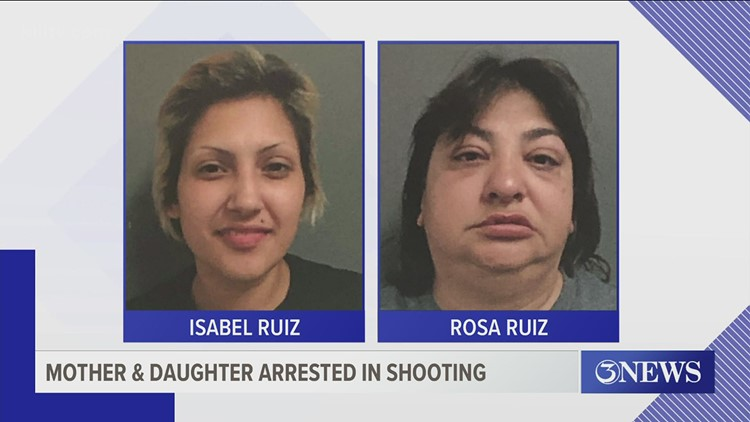 Shooting in Mathis sends one man to hospital, mother and daughter arrested
