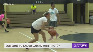 Someone to Know: Basketball player Darias Whittington