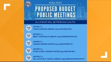 City of Corpus Christi hosting August public input sessions on budget