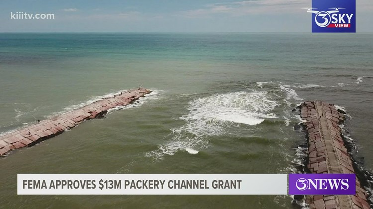 City sets sights on restoring Packery Channel with grant funding
