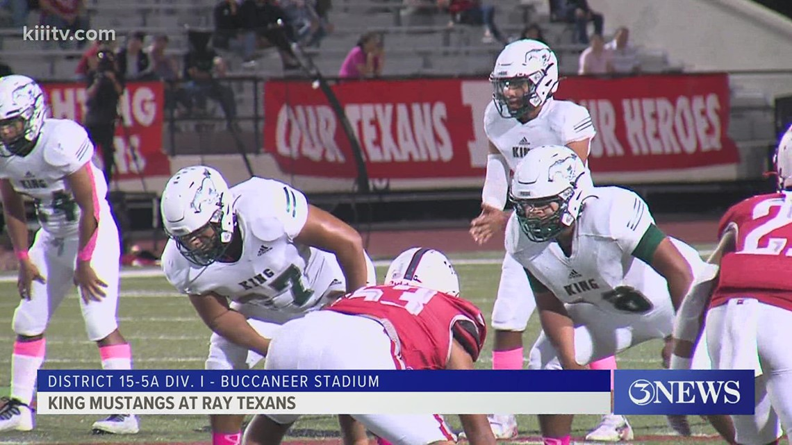 King shuts out Ray for first district win - 3Sports