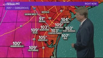 Sunny, Hazy, Hot, & Humid Saturday