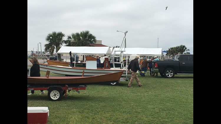 Port Aransas Wooden Boat Festival