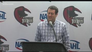 Former Hooks GM takes lead for Corpus Christi IceRays