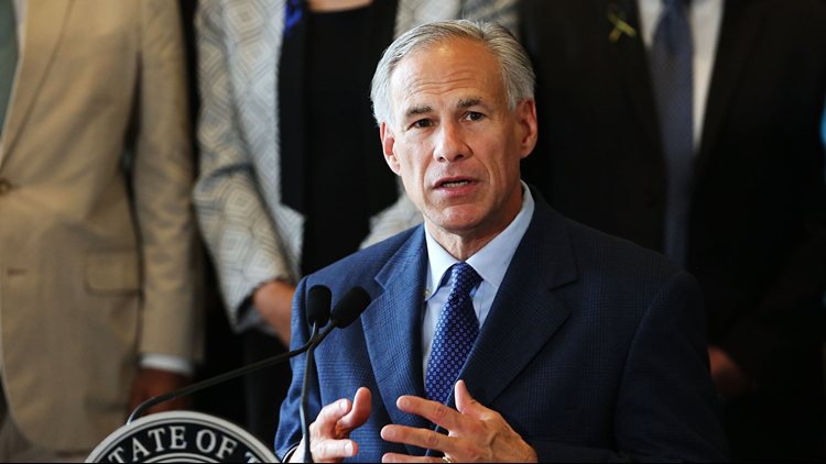 Governor Abbott In The Valley Today To Meet With National Guard