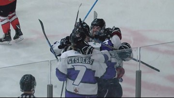 IceRays season comes to an end with loss in Shreveport