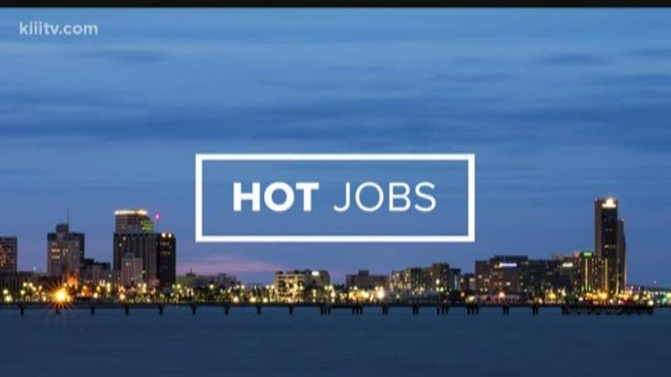 Hot Jobs is a segment that is found every Tuesday, on 3News at 5 p.m.
