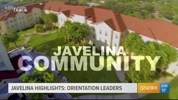 Javelina Highlights: Orientation Leaders