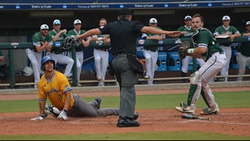 Javelinas Stave Off Elimination with Win Over Mercyhurst