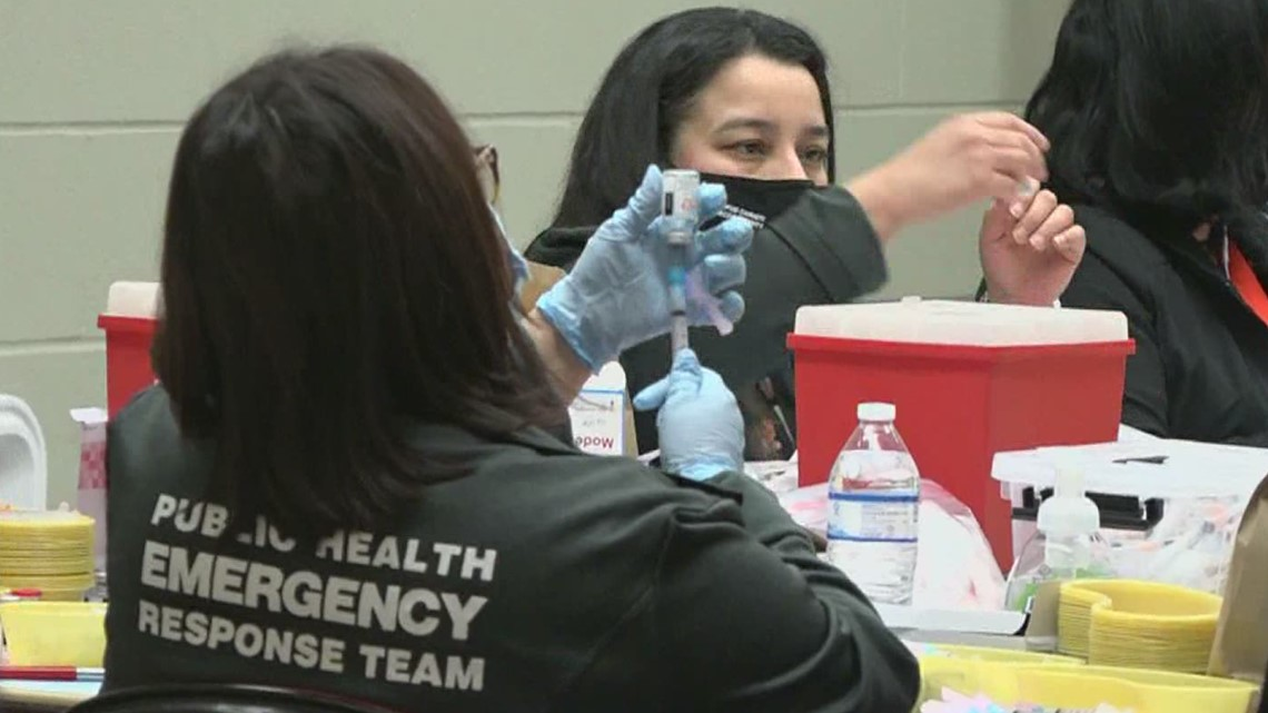 Nueces County is expected to hit a milestone this week in the fight against the coronavirus