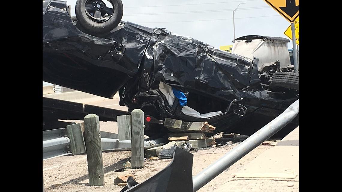 Corpus Christi Smart Car Accident