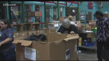 Someone to Know: Volunteers at the Coastal Bend Food Bank