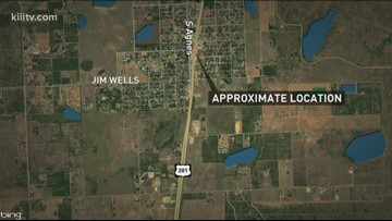 DPS investigate fatal pedestrian accident along US 281 in Jim Wells County