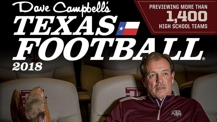 The Texas high school football magazine sees great seasons for some inner-Corpus Christi teams, as well as 2A powerhouse Refugio.